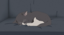 Azu-nyan 2 sleeping.png