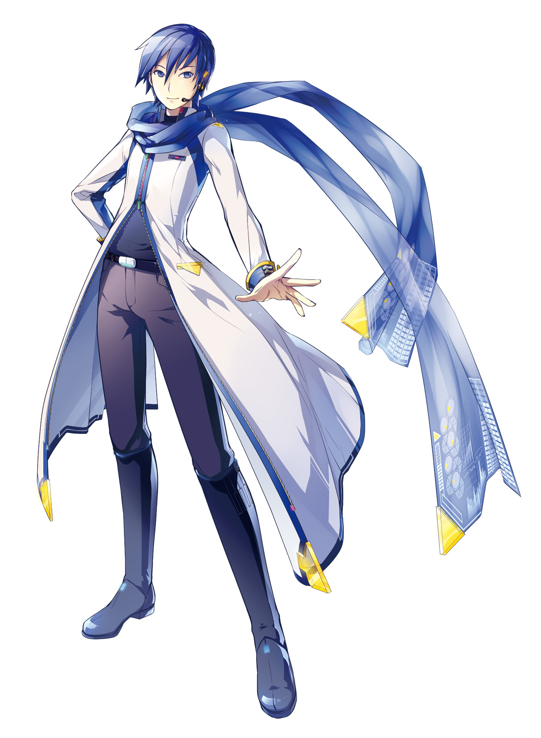 Kaito Vocaloid Ice Cream Images & Pictures - Becuo
