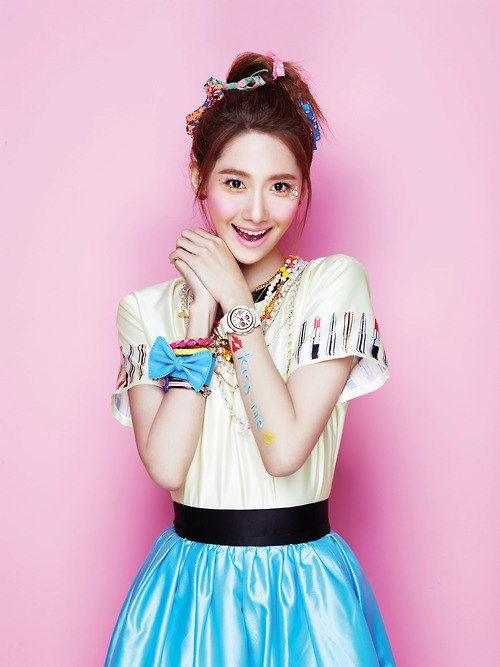 snsd | YoonA Fanfiction