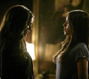 Elena y Katherine