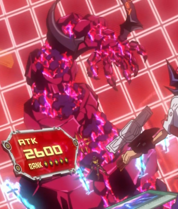 Yugioh Number 106 Number C106: Giant Red...