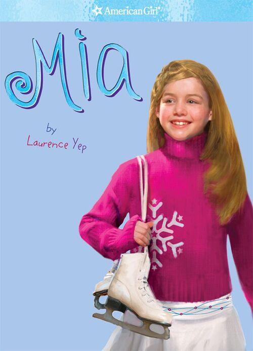 Mia Book American Girl Wiki