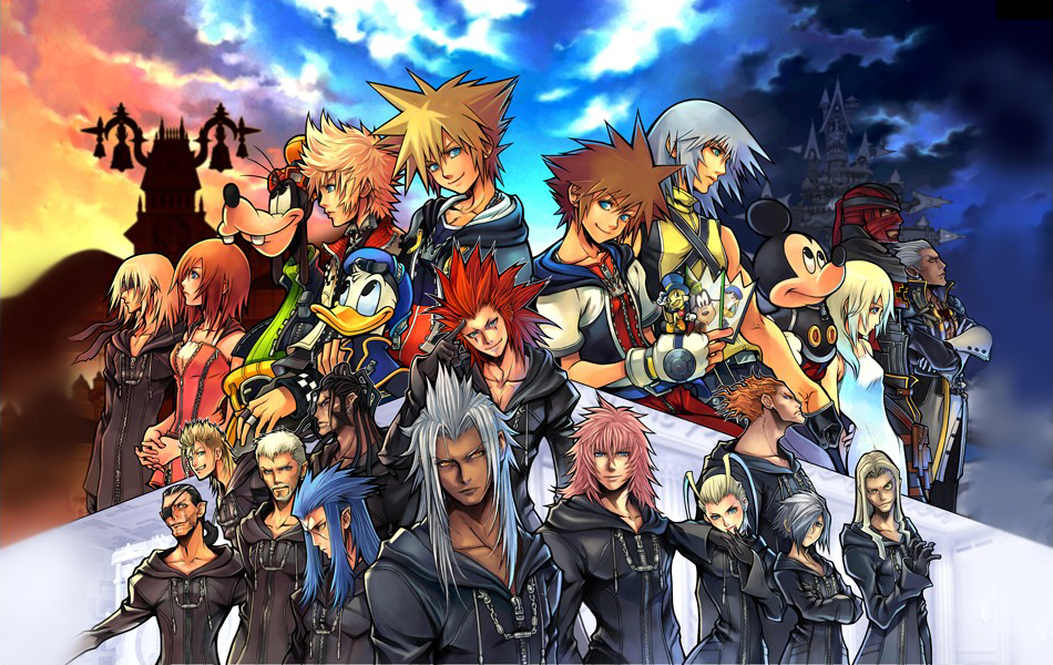 Kingdom Hearts Series Disney Wiki