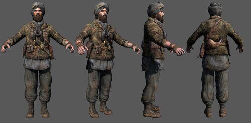 Mullah Rahman Call Of Duty Wiki Wikia