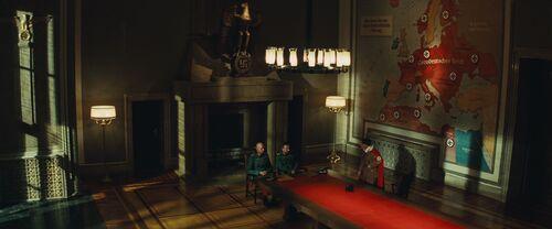Inglourious Basterds Hitler Rants Scene - Hitler Parody Wiki