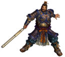 Dynasty Warriors 4 Character Images