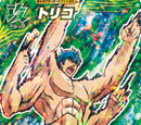 Toriko Data Carddass/T11