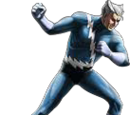Blue Costume Quicksilver