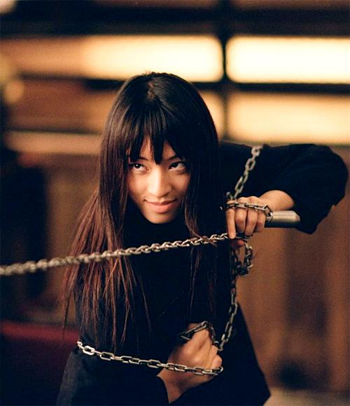 Gogo Yubari - Kill Bill Wiki