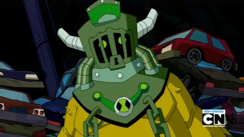 Atomix VS. Toepick - Ben 10 Planet, the Ultimate Ben 10 ...