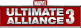 Marvel Ultimate Alliance 3 Logo