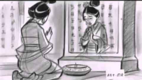 Mulan Reflection w deleted part- Lea Salonga