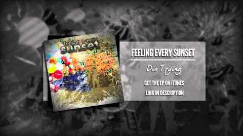 Feeling Every Sunset - Angels