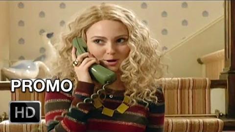 "The Carrie Diaries Season 1 Episode 5 Promo ""Dangerous Territory"" HD"