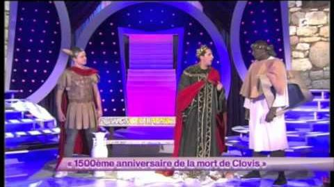 1500ème anniversaire de la mort de Clovis