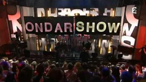 ONDAR Show du 12 janvier 2013
