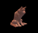 Bald Wolf