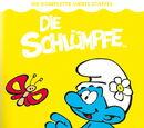 Die Schlumpfe: Die Komplette Vierte Staffel (German DVD release)