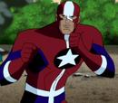 Commander Steel (Liga der Gerechten)