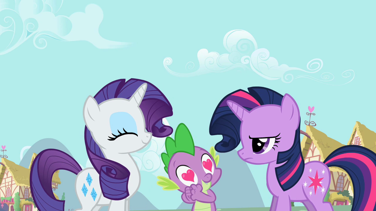 Archivo:Twilight Sparkle Rarity hairstyle S2E06.PNG - Wiki ...