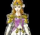 Personajes de El Origen de Dark Link
