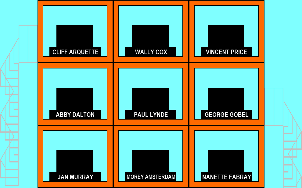 Image hollywood squares set by mrentertainment d4d6ebu for Hollywood squares powerpoint template