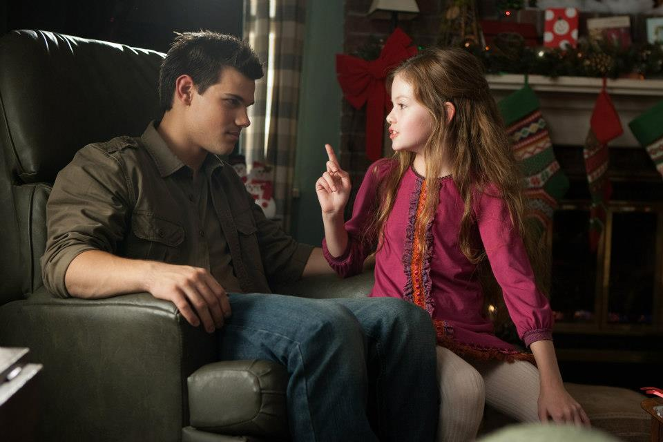 jacob and nessie - photo #16