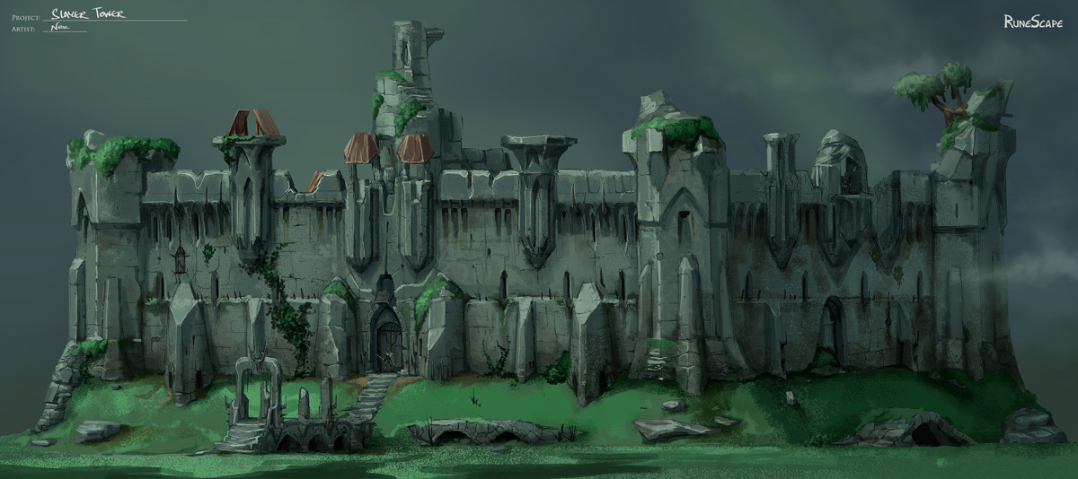 Slayer Tower The Runescape Wiki
