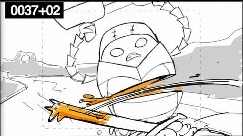 Lavarinth Animatic (Bravest Warriors - Ep. 6 Season 1)