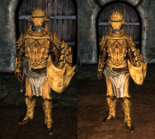 how to use adamant armour set