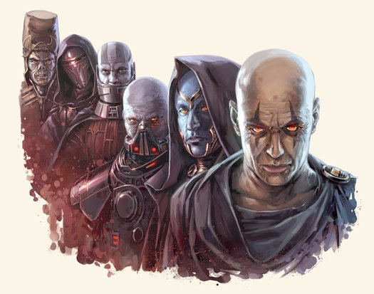 Darth Krayt vs Darth Bane Darth Ruin Darth Bane