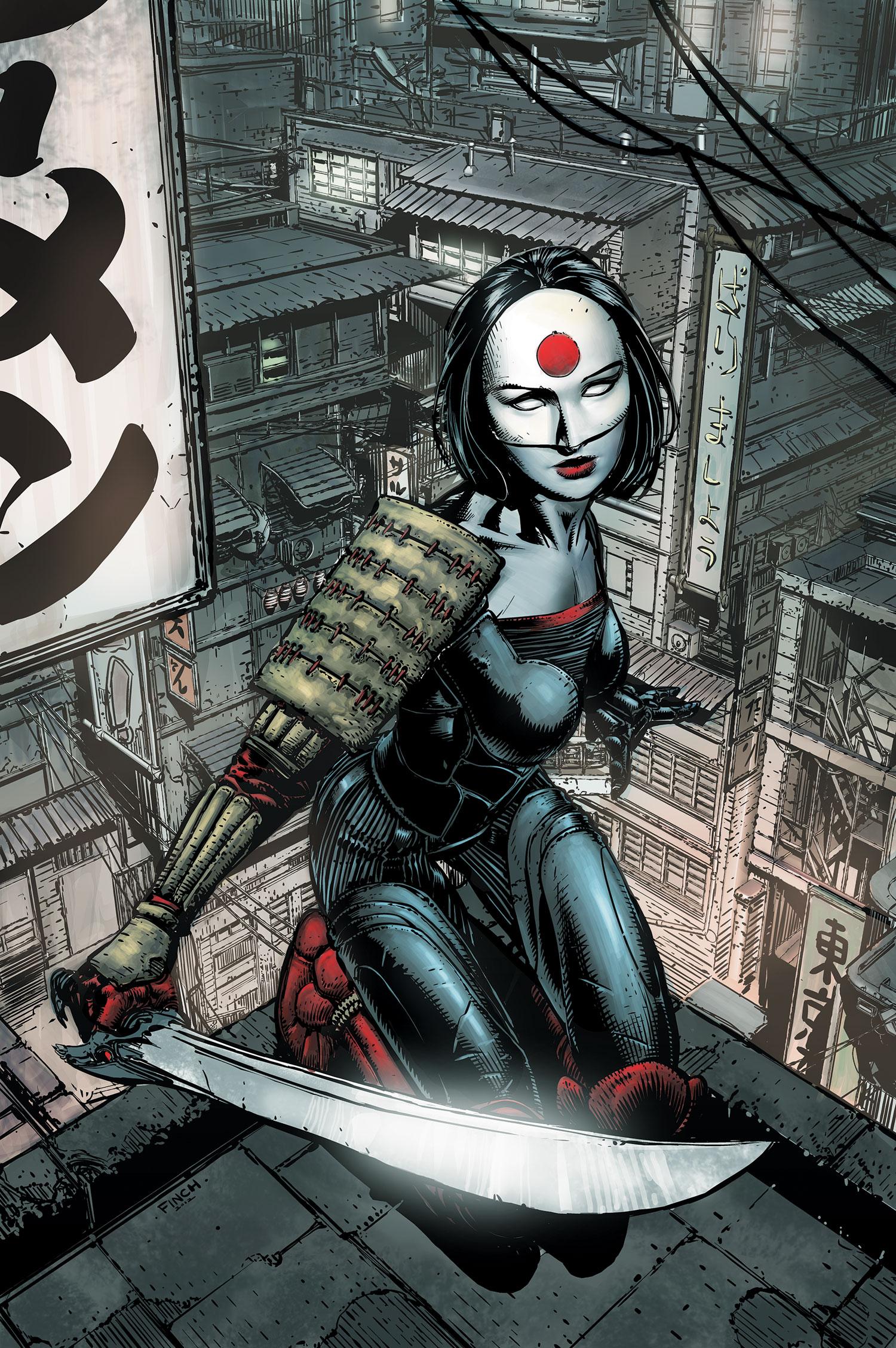 """Arrow"" series - Page 16 Katana_Vol_1_1_Textless"