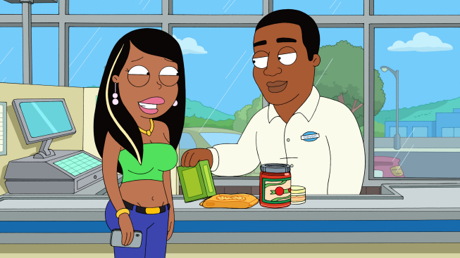Roberta Tubbs The Cleveland Show Episode Car Tuning