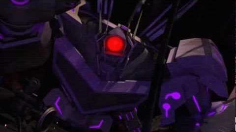 Transformers Prime Season 3 Beast Hunters Video Transmission From Shockwave