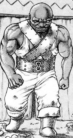 Donovan Berserk Wiki Berserk Manga And Anime