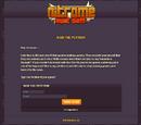 Nitrome Must Die website