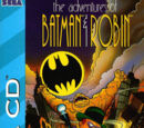 The Adventures of Batman & Robin (Sega CD)