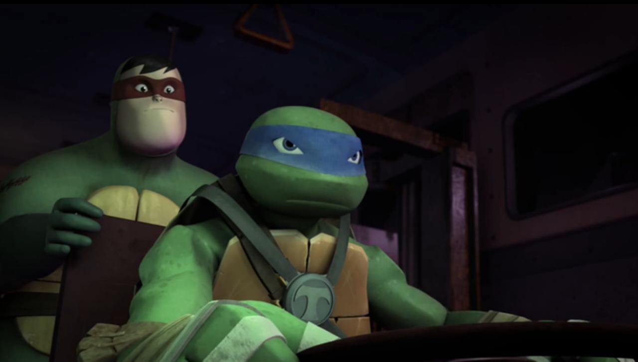 Teenage Mutant Ninja Turtles Shellraiser Episode