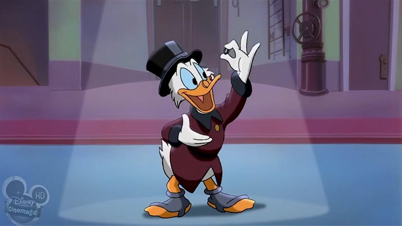 House Of Scrooge Disneywiki