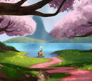 La Vallée du printemps