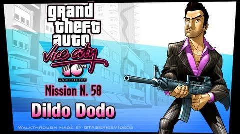 grand theft auto vice city dildo dodo