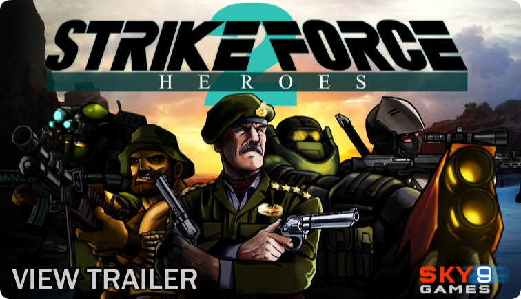 Strike Force Heroes2
