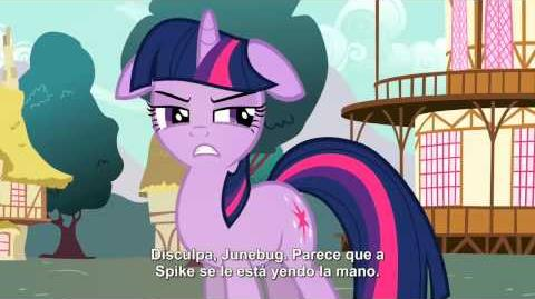 Friendship is Magic.Capitulo 36 El Secreto de mi Exceso Sub-Español