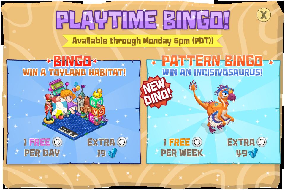 Playtime Bingo Langley