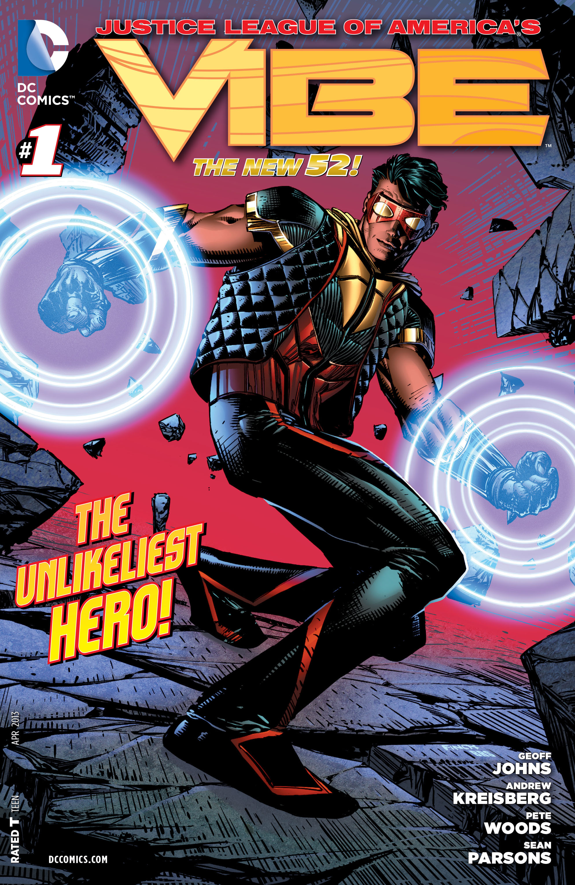 The Flash - Vibe #1