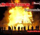 Los Muertos Renacen/Temporada 4