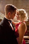 Robert pattinson water for elephants reese witherspoon