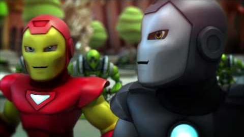 Watch the Super Hero Squad Online Trailer