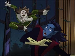 Nightcrawler Season One - X-Men Evolution Wiki
