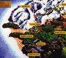 Lugares de The Legend of Zelda: Majora's Mask